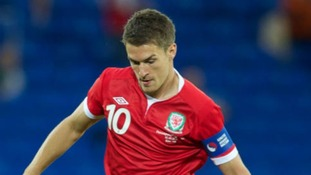 Aaron Ramsey will miss Gary Speed memorial game