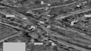 Tornado jets from RAF Marham foil attack in Afghanistan
