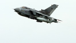Norfolk RAF jets foil Afghan bombing