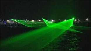 Weymouth lasers