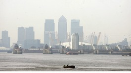 Pollution blamed for 3,389 deaths in London