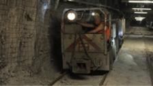 Miners last year at Kellingley