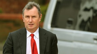 Nigel Evans has been cleared of a string of sexual offences against young men.