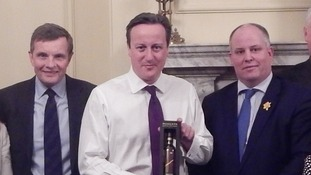 David Jones, David Cameron, Andrew RT Davies