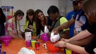 How baking is helping Birmingham youngsters steer clear of crime