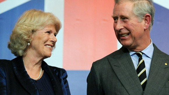 Camilla and Prince Charles