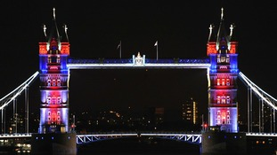 Tower Bridge Olympics