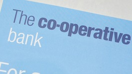 Co-operative bank announces £1.3bn annual loss