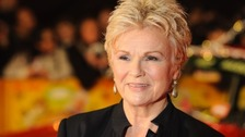 Actress Julie Walters to receive a Bafta fellowship.