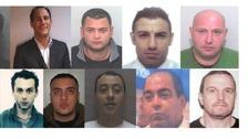 Richard Ardolino, Osman Aydeniz, Ersin Mustafa, Ozgur Demir, Timur Mehmet, Costas Sampson, Mehmet Saleh, Hasan Akarcay, and Martin Evans.