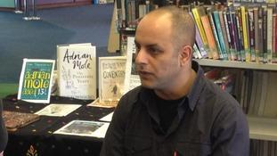 Leicester author Bali Rai