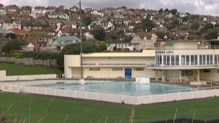 Residents fight for Saltdean Lido