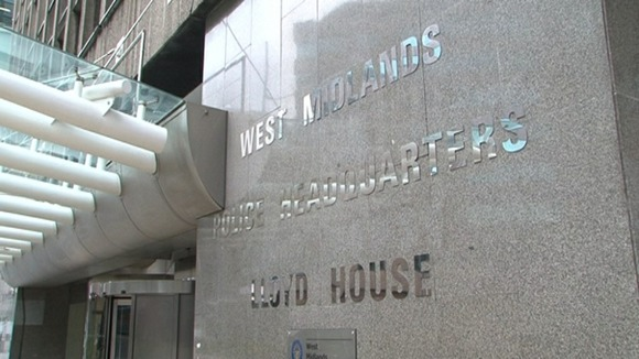 West Midlands Police headquarters