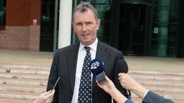 MP Nigel Evans: 'Trial made me realise impact of legal aid cuts'