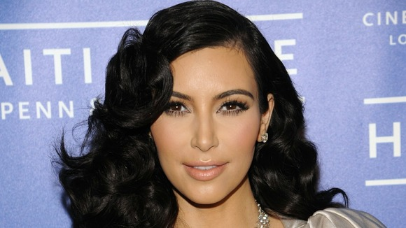 Kim Kardashian has taken to Twitter after valuables were taken from her luggage on a BA flight