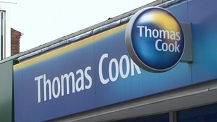 Thomas Cook announces £328 million loss