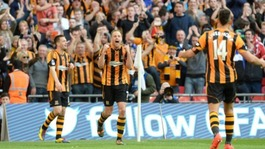 Hull City's FA Cup Final song recorded
