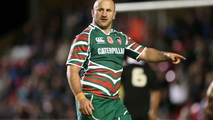 George Chuter, Leicester Tigers