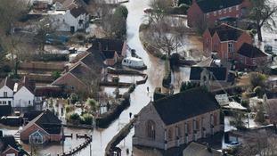 £20 million flood plan announced for Somerset