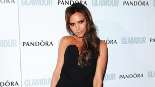 Victoria Beckham was named Woman of the Decade at last year's Glamour Awards.