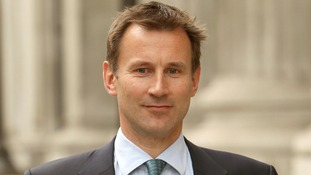 Leveson Inquiry: Jeremy Hunt 'sympathetic' to BSkyB bid