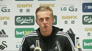 Head Coach Garry Monk