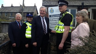 Police base to serve the community that paid for it