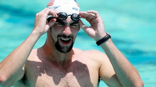 Phelps is the most decorated athlete in Olympic history.