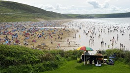 Record number of beaches make the Good Beach Guide