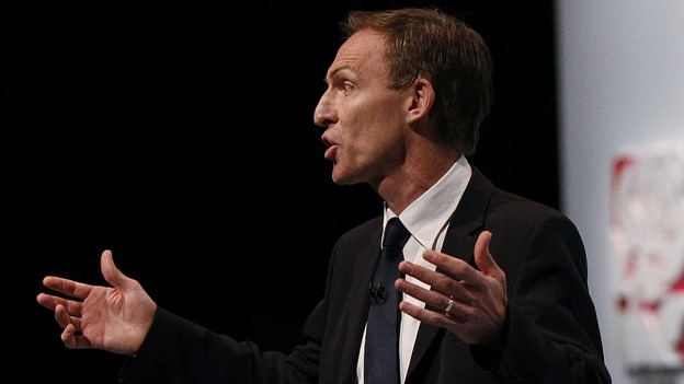 Shadow defence secretary Jim Murphy
