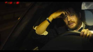 "Actor Tom Hardy in the film ""Locke"""