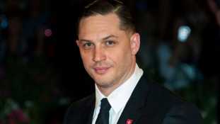 Tom Hardy will be in Birmingham tonight for the premiere of Locke