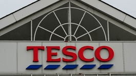 Tesco pre-tax profits fall 6.9% to £3.05bn