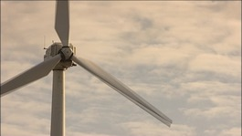 Wind farm opens on North East coast