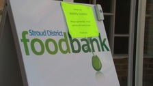 Record numbers turn to foodbanks