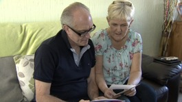 Couple both diagnosed with terminal cancer