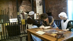 Forge Mill Needle Museum illustrates the needle and fishing tackle heritage in Redditch