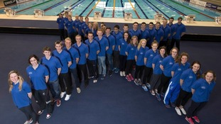 Team Scotland Aquatics Team