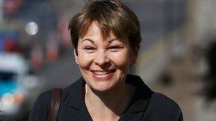 Green MP Caroline Lucas.