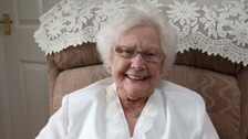 Woman celebrates birthday on wrong day for 99 years