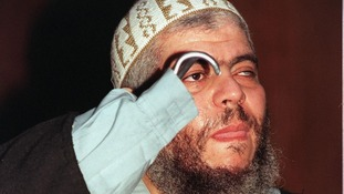 Islamic preacher Abu Hamza is on trial in the US