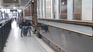 Locomotion praised for wheelchair access