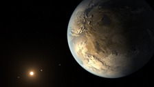 Scientists discover 'Earth-like' planet in habitable zone