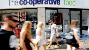 The Co-operative provides an array of services including food, funerals and banking