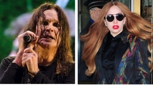 Ozzy & Gaga top poll with lyrics most tricky to make out