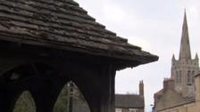 Oakham in Rutland.
