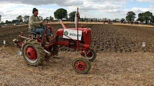 Vintage tractors to take part in a parade in Bridgnorth