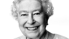 New portrait released to mark Queen's 88th birthday