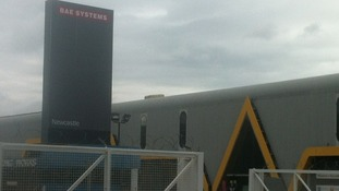 BAE Systems on Tyneside