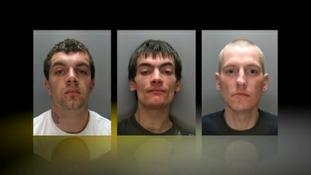 Three jailed after Bangor robbery